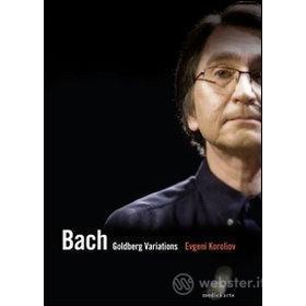Evgeni Koroliov. Bach. Variazioni Goldberg BWV 988