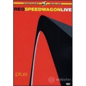 REO Speedwagon. Live Plus