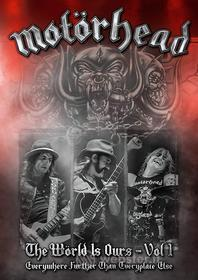 Motorhead - The World Is Ours - Vol.1 (Blu-ray)