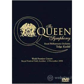 Tolga Kashif. The Queen Symphony