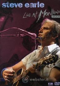 Steve Earle - Live At Montreux 2005