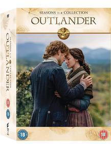 Outlander - Stagione 01-04 (21 Dvd) (21 Dvd)