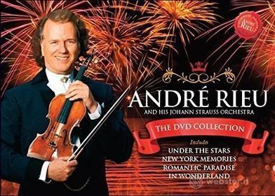 Andre' Rieu - Chocolate Box (4 Dvd)