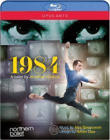 Jonathan Watkins - 1984 (Blu-ray)