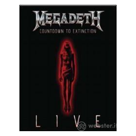 Megadeth. Countdown To Extinction Live (Blu-ray)
