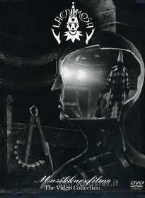 Lacrimosa. Musikkurzfilme. The Video Collection