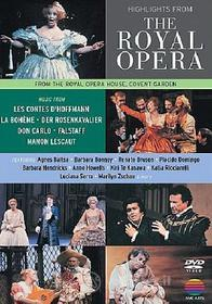 Highlights From The Royal Opera Covent Garden. Selezione di arie
