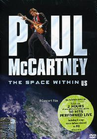Paul McCartney. The Space Within Us