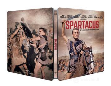 Spartacus (Steelbook) (2 Blu-ray)