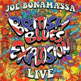 Joe Bonamassa - British Blues Explosion Live (Blu-ray)