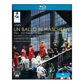 Giuseppe Verdi. Un ballo in maschera (Blu-ray)