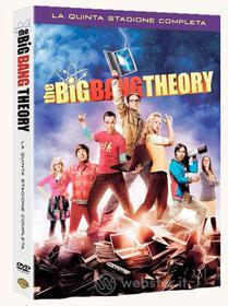 The Big Bang Theory. Stagione 5 (3 Dvd)