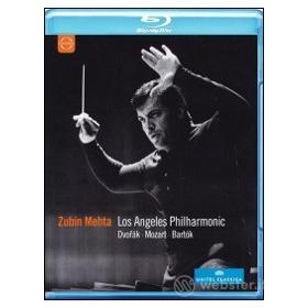 Zubin Mehta conducts Mozart, Bartók & Dvorak (Blu-ray)