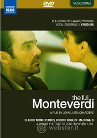 Claudio Monteverdi. The Full Monteverdi. Madrigals, Book 4