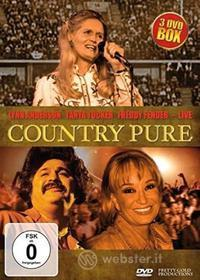 Country Pure (3 Dvd)