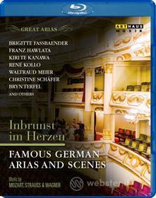 Inbrunst im Herzen. Famous German Arias And Scenes (Blu-ray)