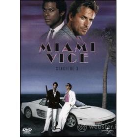 Miami Vice. Stagione 3 (6 Dvd)
