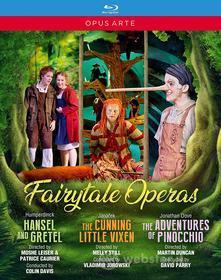 Fairytale Operas (3 Blu-Ray) (Blu-ray)