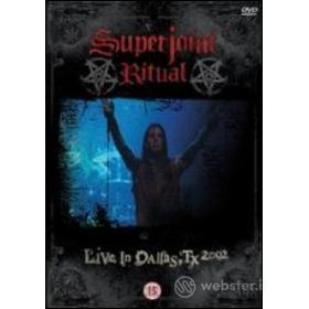 Superjoint Ritual. Live In Dallas, Texas