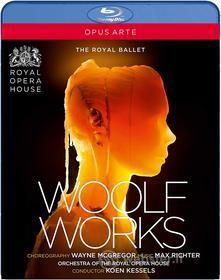 Max Richter / Wayne Mcgregor - Woolf Works (Blu-ray)