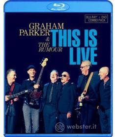 Graham & Rumour Parker - This Is Live (2 Blu-ray)