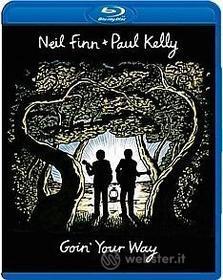 Neil Finn + Paul Kelly - Goin ' Your Way (Blu-ray)