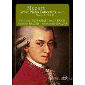 Wolfgang Amadeus Mozart. Great Piano Concertos. Vol. 4