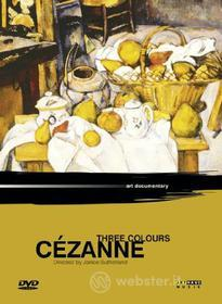 Three Colours. Paul Cézanne