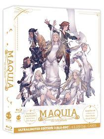 Maquia (Ultralimited Edition) (2 Blu-Ray) (Blu-ray)