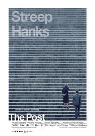 The Post (Blu-Ray 4K Hd+Blu-Ray) (Blu-ray)