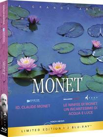Monet (2 Blu-Ray) (Blu-ray)
