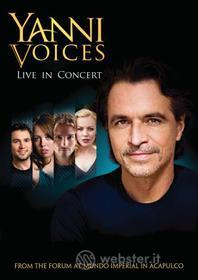 Yanni Voices - Live In Concert