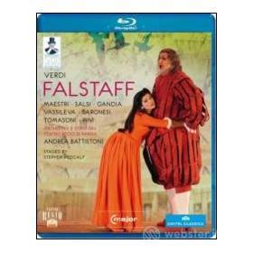 Giuseppe Verdi. Falstaff (Blu-ray)