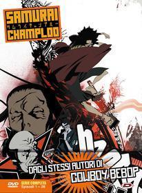 Samurai Champloo - The Complete Series (Eps 01-26) (4 Dvd)
