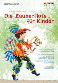 Wolfgang Amadeus Mozart - Die Zauberflote Fur Kinder