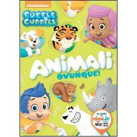 Bubble Guppies. Animali ovunque!
