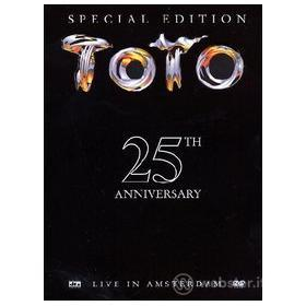 Toto. Live in Amsterdam. 25th Anniversary