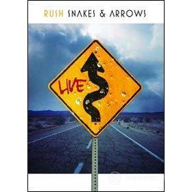 Rush. Snakes and Arrows (3 Dvd)