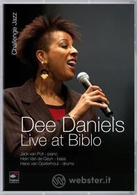 Dee Daniels - Live At Biblo