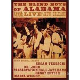 The Blind Boys of Alabama. Live in New Orleans