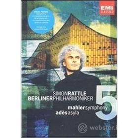Gustav Mahler. Symphony n. 5 (2 Dvd)