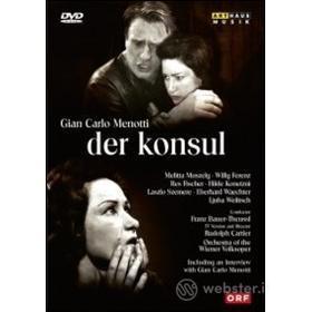 Gian Carlo Menotti. Der Konsul. The Consul