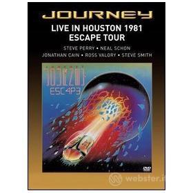 Journey. Live In Houston 1981. Escape Tour