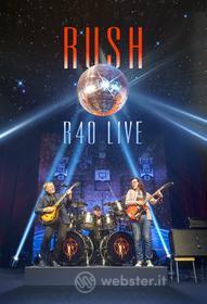 Rush. R40 Live (Blu-ray)