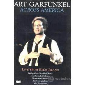 Art Garfunkel. Across America