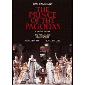 Benjamin Britten. Prince Of The Pagodas. Il principe delle pagode