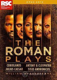 Shakespeare,William - The Roman Plays [4 Blu-Ray] (4 Blu-ray)