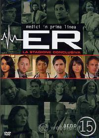 ER Medici in prima linea. Stagione 15 (3 Dvd)