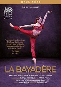 Minkus / Artists Of The Royal Ballet - Bayadere (Blu-ray)
