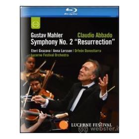 Gustav Mahler. Symphony No. 2 (Blu-ray)